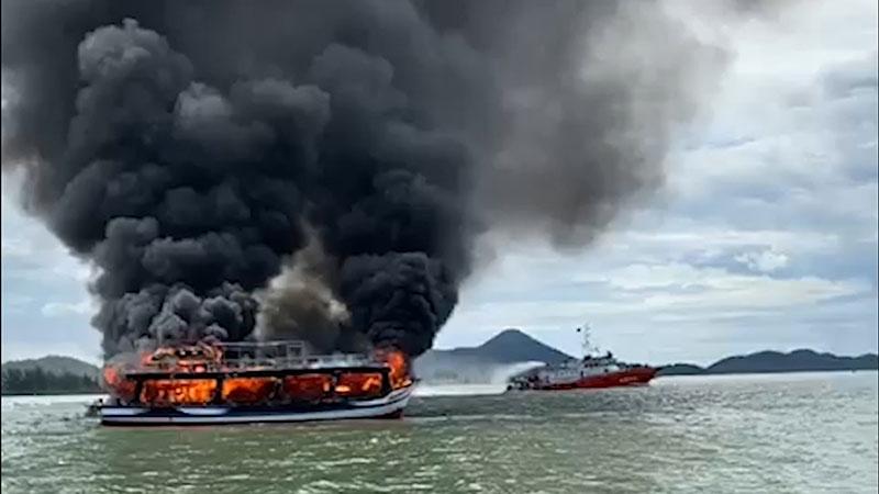 Bảo đảm an toàn PCCC đối với các phương tiện tàu thủy
